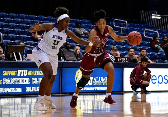 The New Mexico State women's basketball team earned an 83-65 win over Seattle on Saturday, Jan. 18, at the Pan American Center.