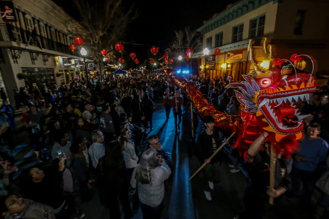 The Lunar New Year is celebrated during the first Gallery Night of 2020 on Friday, January 17.
