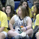 On January 18, 2020, West York recognized Katie Kniery (34), a sophomore with down syndrome, during the girls' basketball game between York Suburban.