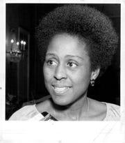 Ruth Scott pictured in November 1978.