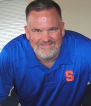 Southwood coach Anthony McClain