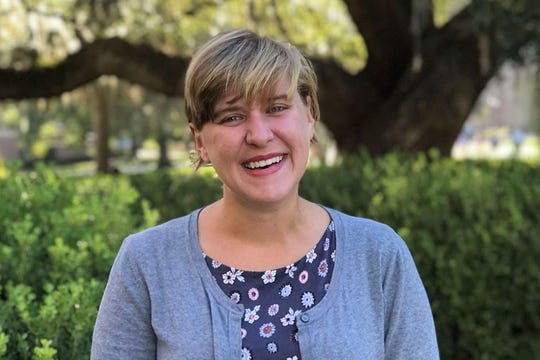 Sarah Stanley, digital humanities librarian, Florida State University