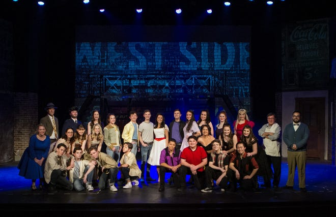 "The cast of ""West Side Story"" at The Wichita Theatre present an emotional, masterful production that runs through Feb. 15, 2020."