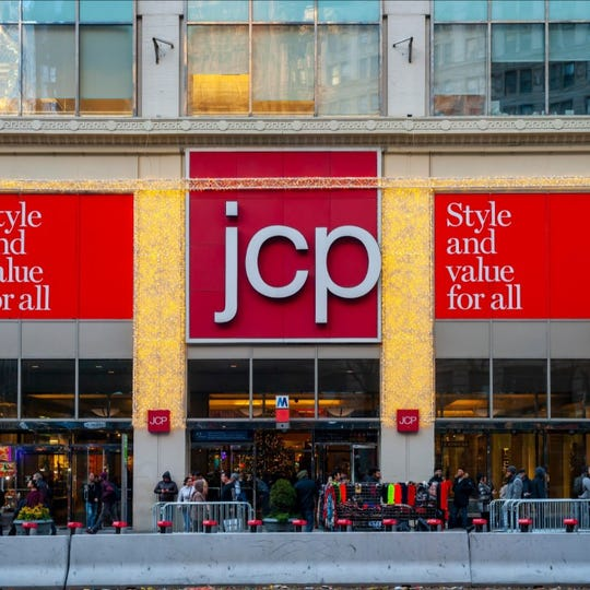 J.C. Penney announces new home brand while planning for store closings in bankruptcy