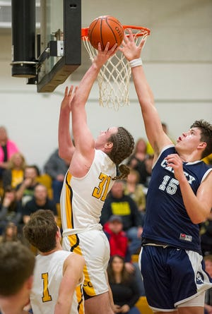 The Eagles remain in the top spot this week but meet up with Wynford in a huge game Saturday.