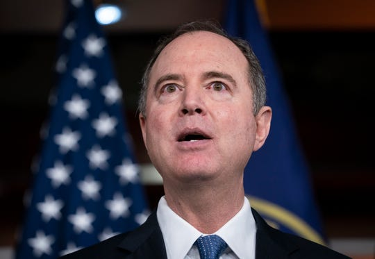 House Intelligence Committee Chairman Adam Schiff, D-Calif.