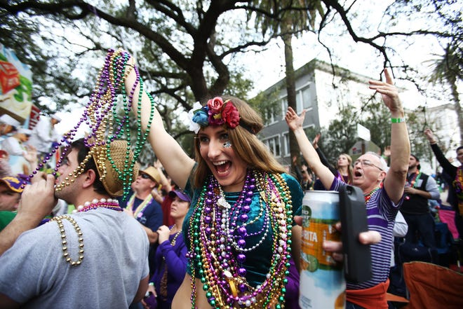 The Mardi Gras themed chain offers a wide variety of drink options catering to an abundant age demographic present in Tallahassee.