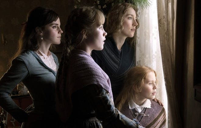 """Greta Gerwig's adaptation of Louisa May Alcott's """"Little Women"""" received a nomination for Best Picture. However, Gerwig was shut out of the Best Direction nominations which seems to be a boys club."""