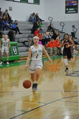 Clear Fork's Morgan Galco has the Lady Colts at No. 8 in the Richland County Girls Basketball Power Poll.