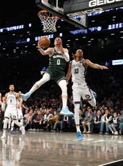 Buoyed by Mike Budenholzer's trust, the Bucks' bench units have made the most of their minutes