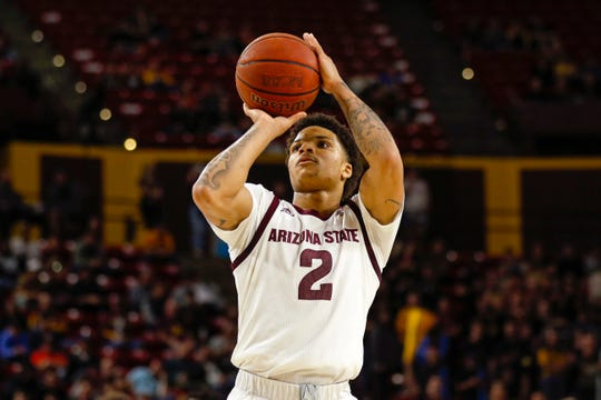 ASU basketball team looks for better showing against rival Arizona
