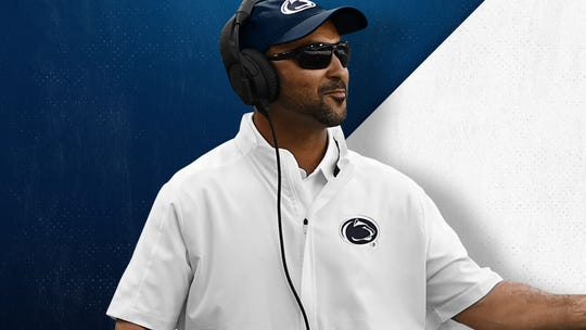 Taylor Stubblefield has been named PSU's new receivers coach