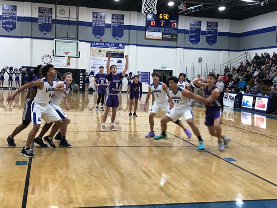Spanish Springs beat McQueen, 68-48, in boys basketball on Friday.