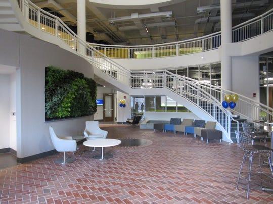 The TCC Center for Innovation.