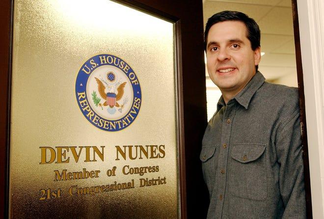 Rep. Devin Nunes (R-Tulare)