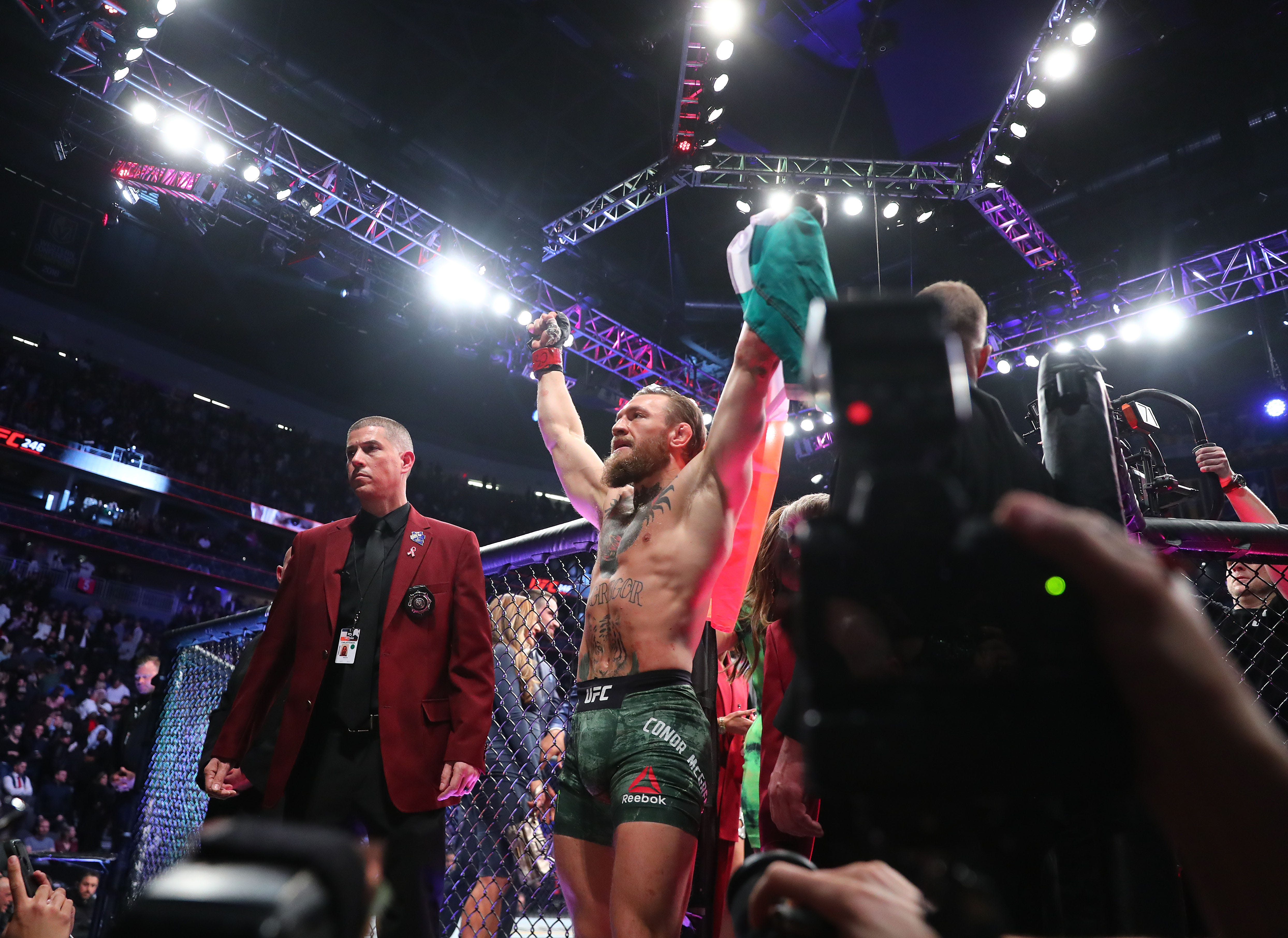 Opinion: The sports world is better with Conor McGregor back in the octagon