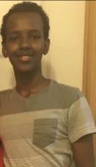 "Police said Abdullahi ""Abdi"" Sharif, 18, went missing on his own accord."