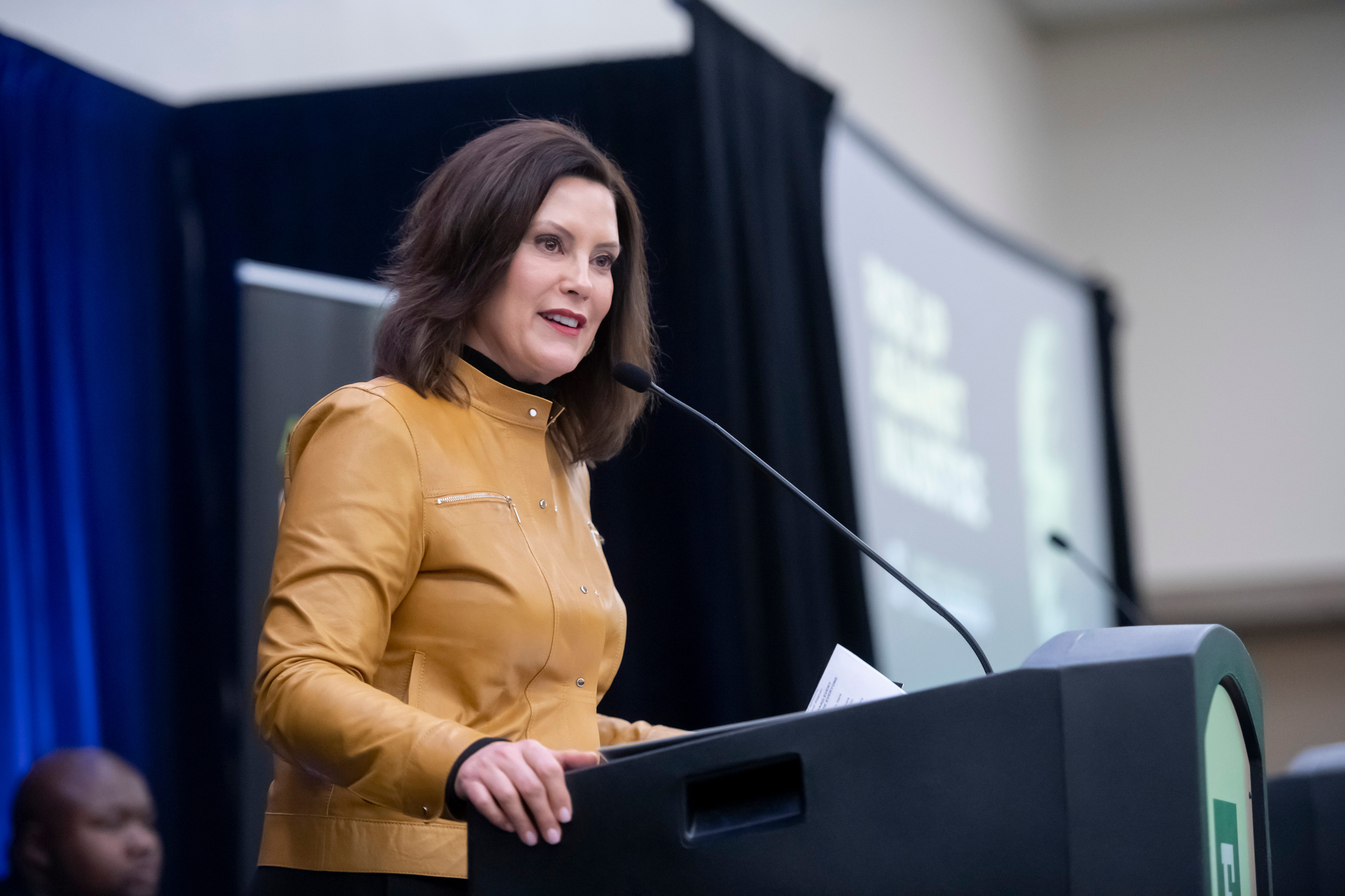 Whitmer To Deliver Democratic Response To Trump S State Of Union Speech