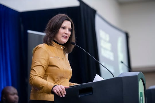 Gov. Gretchen Whitmer is apparently considering borrowing the money Michigan needs to fix its crumbling roads.