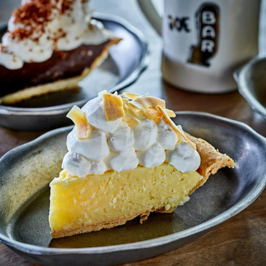 The recently relaunched joebar in Hazel Park is selling full-size cream pies via pre-order for pick up on Feb 1st, just in time for Super Bowl parties. Go to joebar@joebar.com for more info.