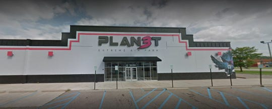 Planet 3 Extreme Air Park on Miller Road near Interstate 75