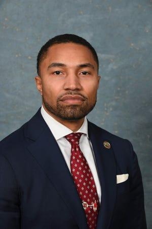 Senator Adam Hollier