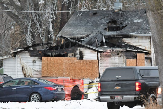 State investigators are working to determine the cause of a fire that killed an Oconto woman and her three children Friday.