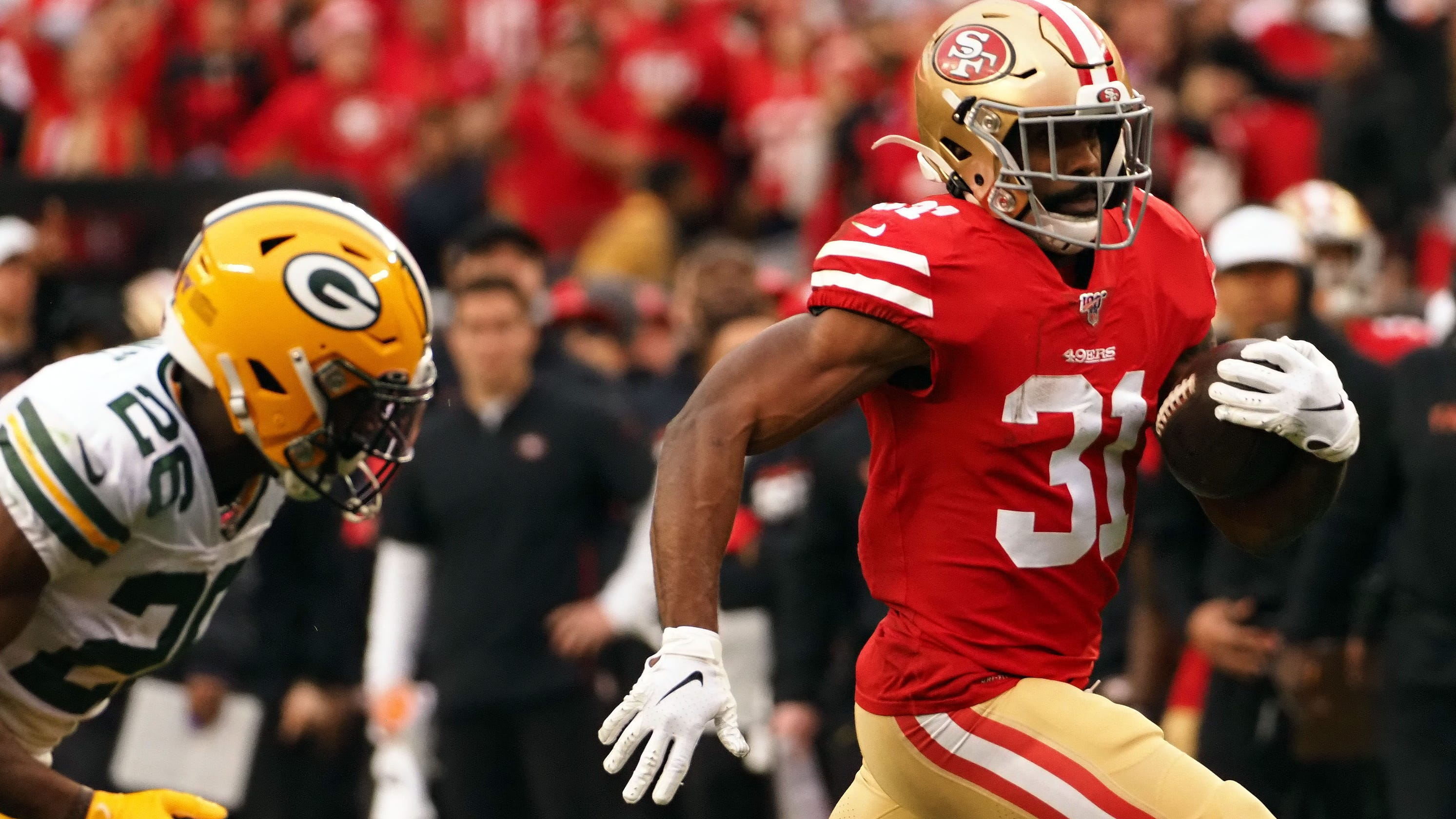 Former Purdue RB Raheem Mostert willing to return after initial coronavirus concerns