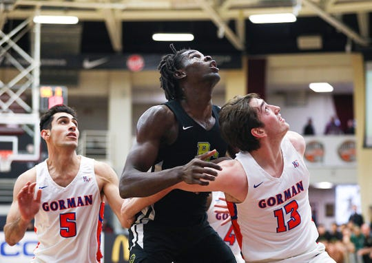 Cliff Omoruyi, a senior at Roselle Catholic (New Jersey), announced his top five schools last Monday — Auburn, Arizona State, Connecticut, Kentucky, Rutgers.