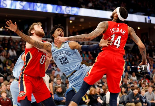 Grizzlies' Taylor Jenkins, Pelicans honor MLK Day legacy with service