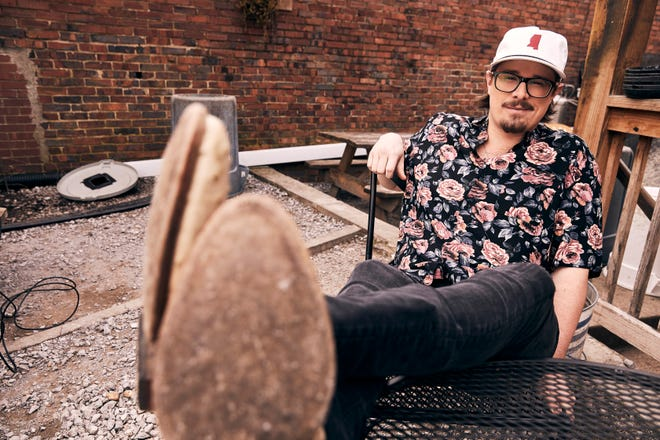 Hardy will be one of three acts performing Wednesday night on the campus of Arkansas State University-Mountain Home.