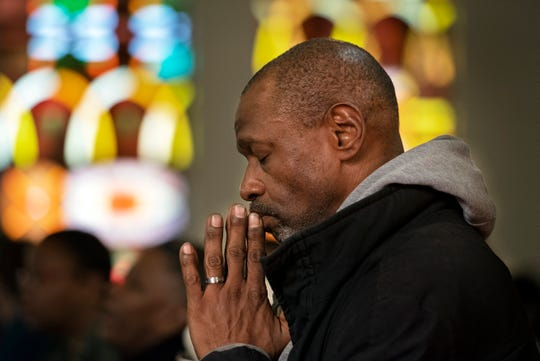 Ebenezer Baptist Church in Englewood commemorated MLK Day 2020 with a worship service on January 20, 2020.