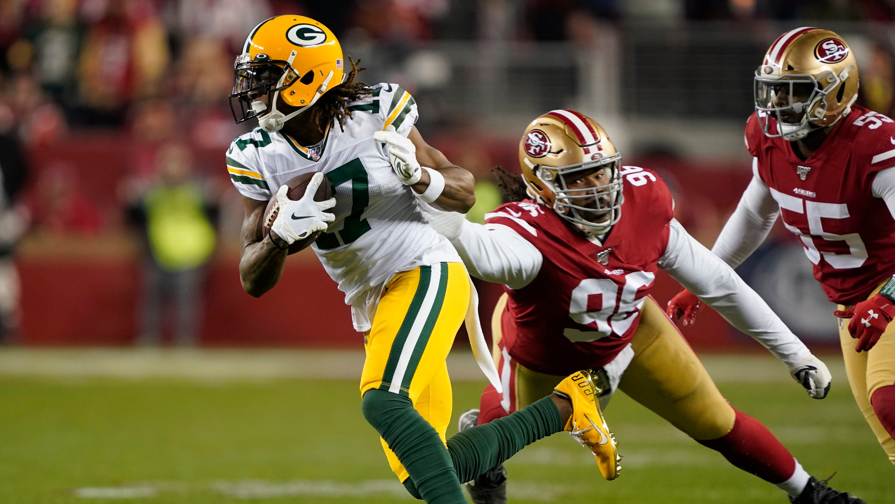 Unlike upstart Tampa Bay Bucs, Green Bay Packers no strangers to the NFC championship game