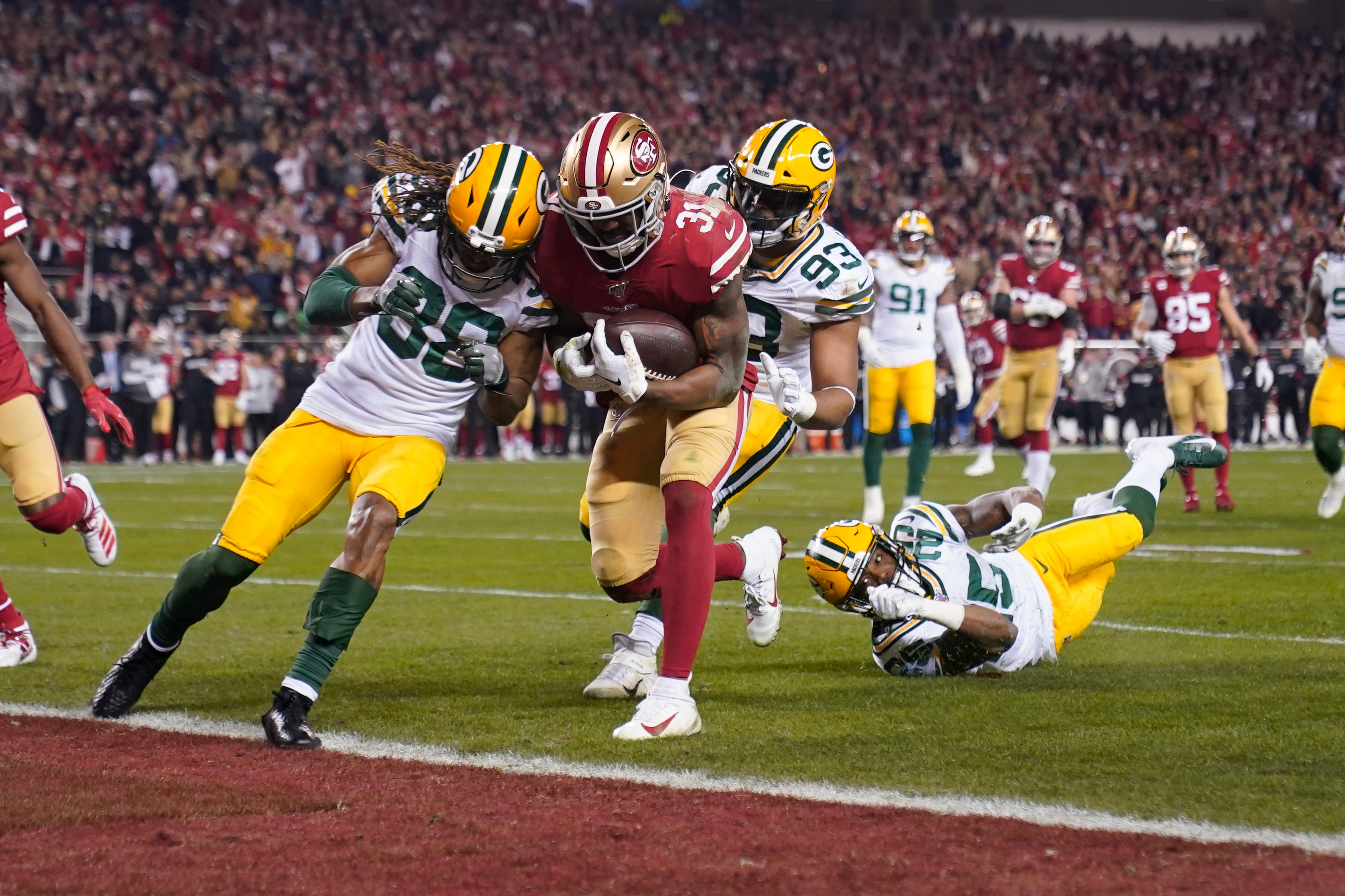 Packers run defense 'played our worst game at the worst time'
