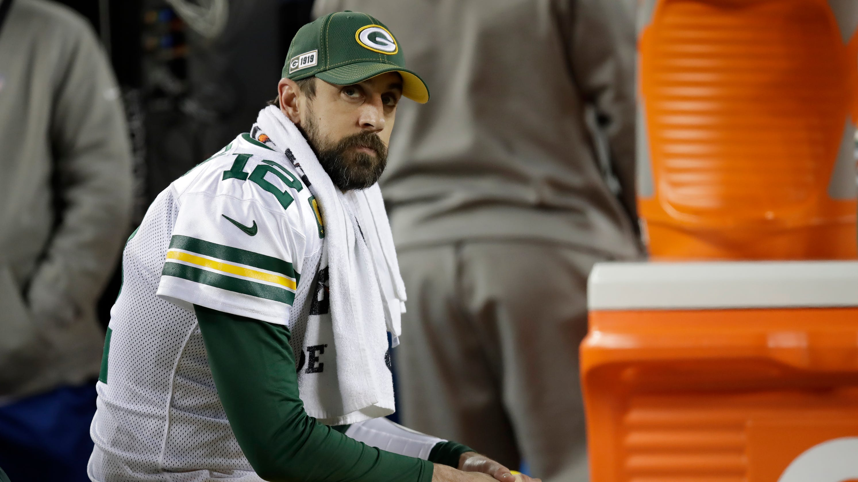 Silverstein: It's fourth-and-long for Aaron Rodgers, other CBA foes