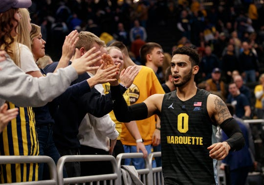Where should Marquette Golden Eagles guard Markus Howard get picked in the 2020 NBA draft?