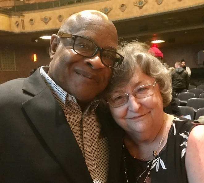 """Billy and Dora Cooper in May will celebrate 51 years of marriage. They have faced racism and hatred.  Billy says his father was against the marriage because he had seen a black man lynched. """"He told me these people would kill me."""""""