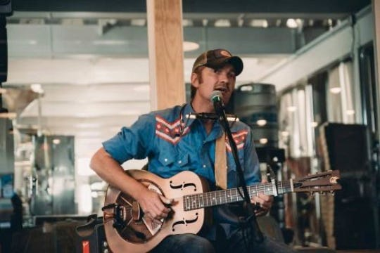 Chris Holm will play Bo Diddley's at 7:30 p.m. Friday, Jan. 24.