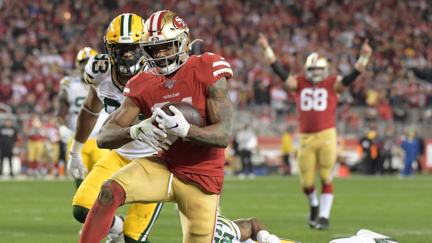 49ers run wild on Packers for NFC title, set up Super Bowl matchup with Chiefs