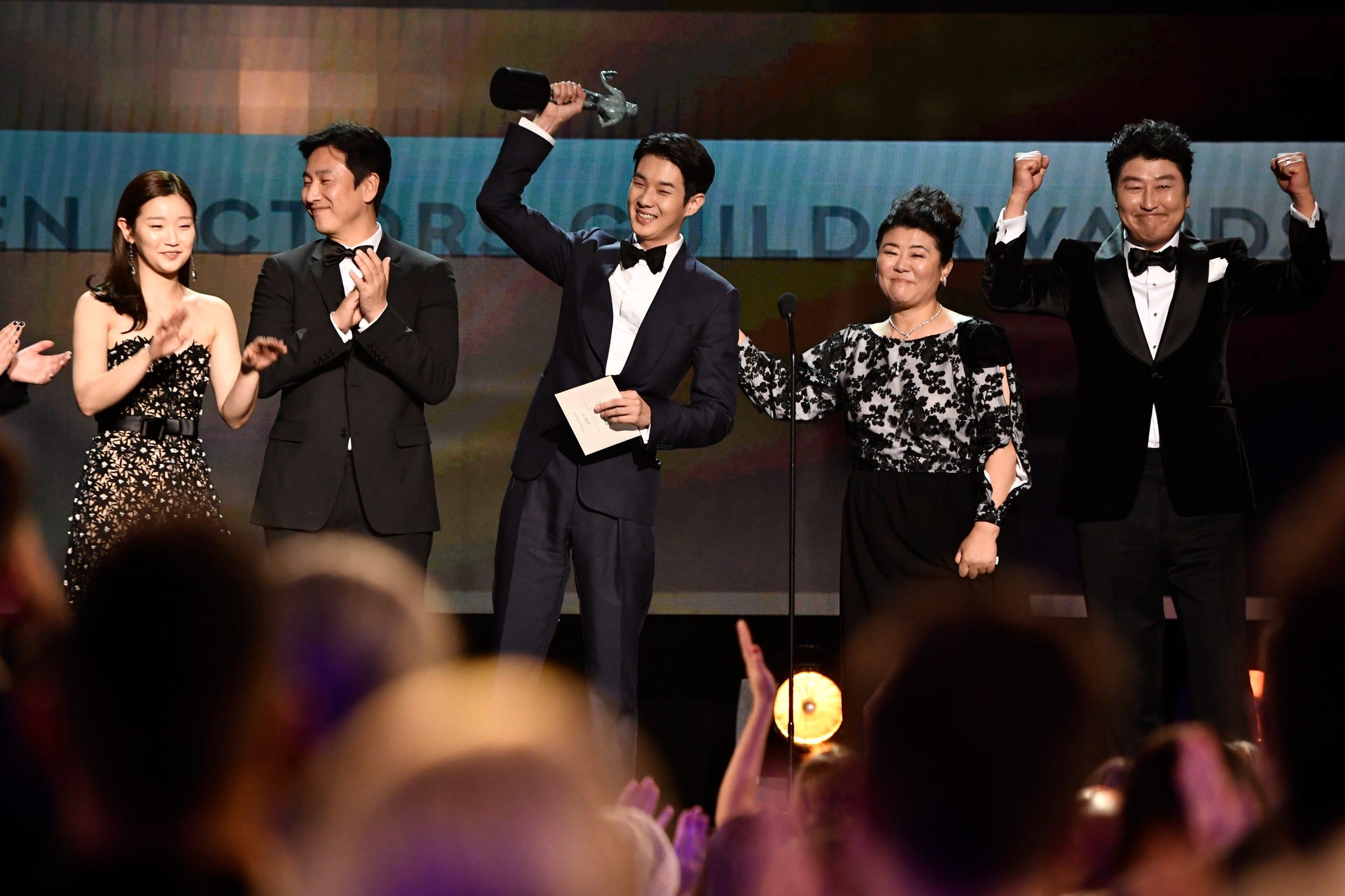 sag awards 2020 ile ilgili görsel sonucu