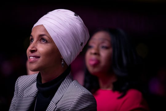 United States Rep. Ilhan Omar joined hundreds of guests at the 30th Annual Dr. Martin Luther King Jr. Holiday Breakfast, January 20, 2020 at The Armory in Minneapolis, Minn. The event featured several speakers, musical and dance performances, and a volunteering event.