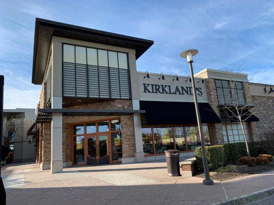 Kirkland's is closing its store at Freehold Raceway Mall.