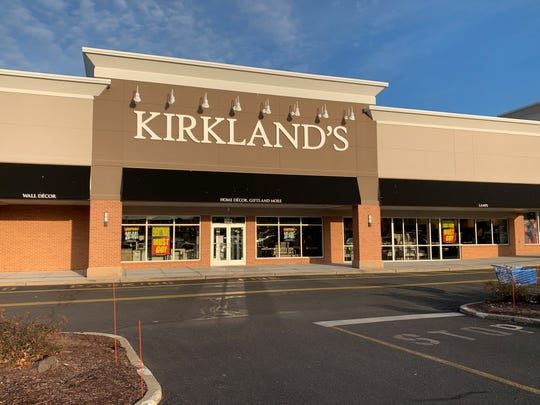 This Kirkland's store in West Long Branch is closing. Jan. 21, 2020.