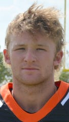 Ira senior running back/linebacker Karson Valentine is Player of the Year on the 2019 All-Big Country Class 1A football team.