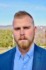 Dillon Gentry, a Republican, of Banner Elk