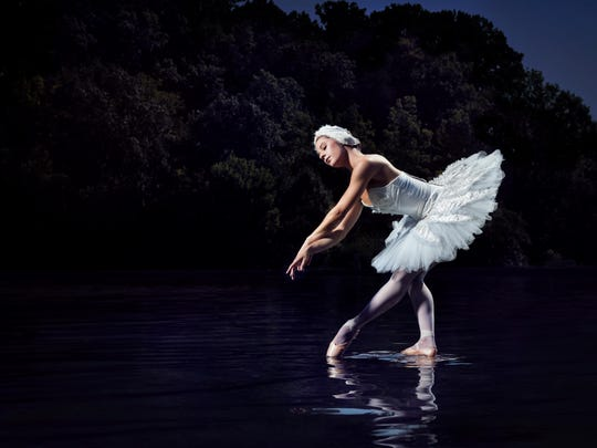 "Cincinnati Ballet's ""Swan Lake"" will be performed at Music Hall on Feb. 13 -16."