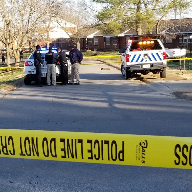 A drive-by shooting left one man injured on Tuesday.