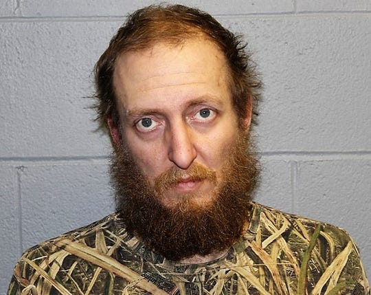 On April 17, the Coshocton County Sheriff's Office reported that Carl W. Everhart,, 38, of Fresno, was wanted on charges of aggravated arson, contempt of court and escape. He was captured Saturday evening.