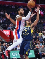 Pistons guard Derrick Rose asked for and has received additional playing time for coach Dwane Casey.