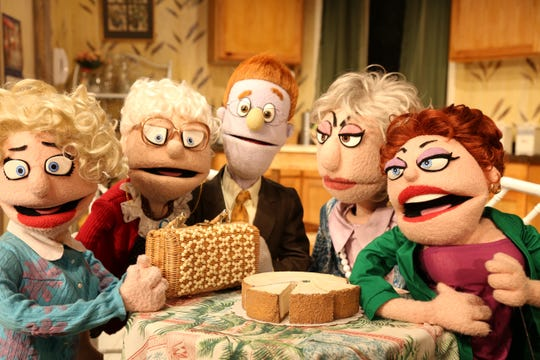 """That Golden Girls Show"" reimagines the TV show's classic characters as puppets."